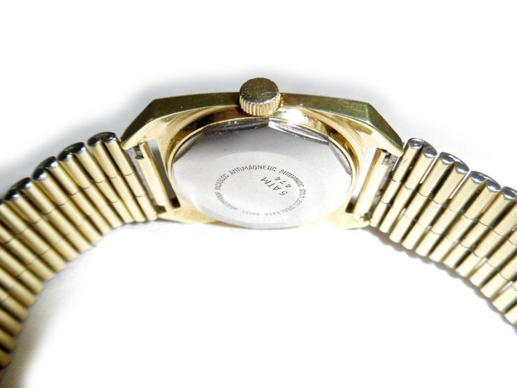 Bild 4: Große Armbanduhr von Urech Automatic