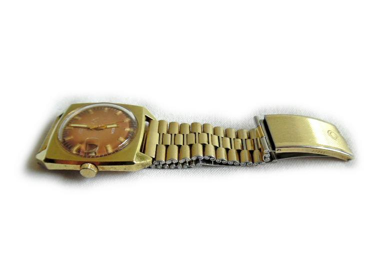 Bild 2: Große Armbanduhr von Urech Automatic