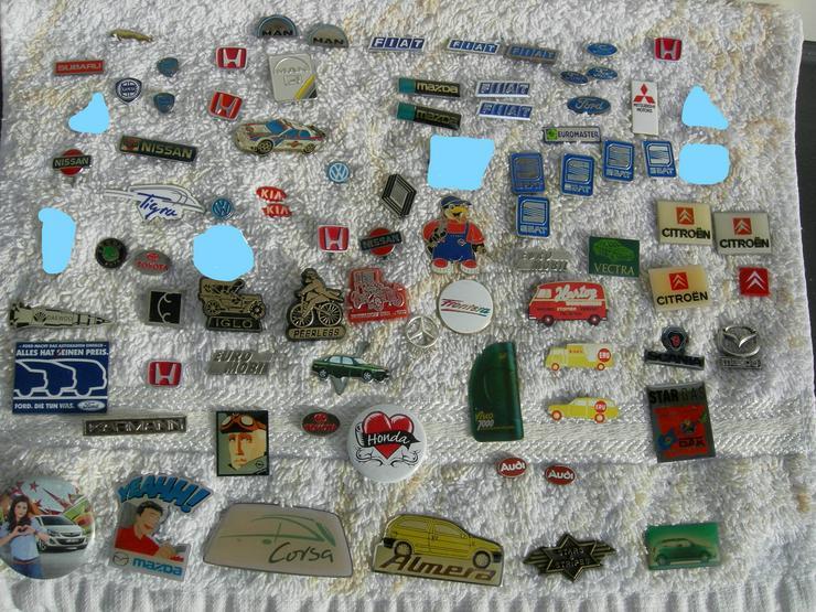 Pins und Anstecknadeln abzugeben - Pins & Anstecknadeln - Bild 1