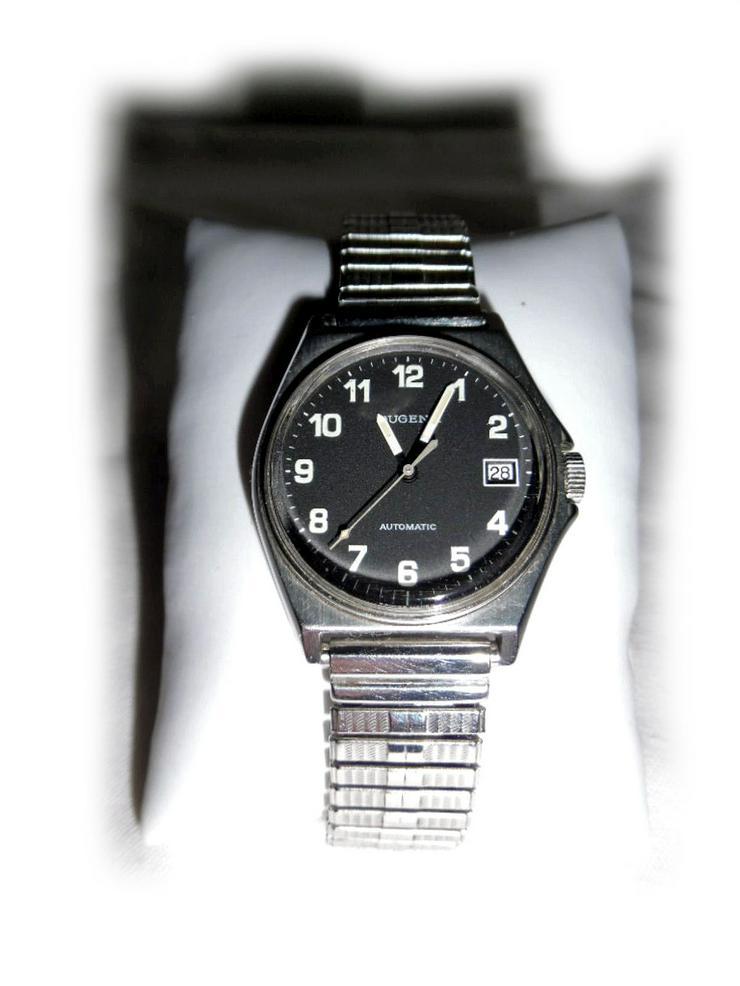 Seltene Armbanduhr von Dugena Automatic