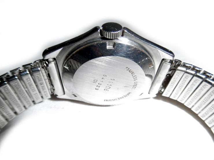 Bild 5: Seltene Armbanduhr von Dugena Automatic