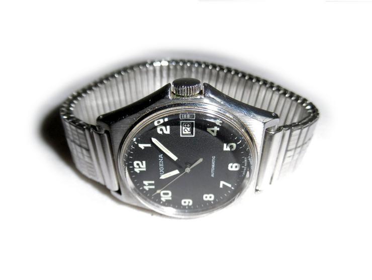 Bild 3: Seltene Armbanduhr von Dugena Automatic