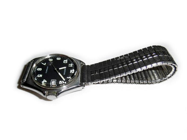 Bild 2: Seltene Armbanduhr von Dugena Automatic