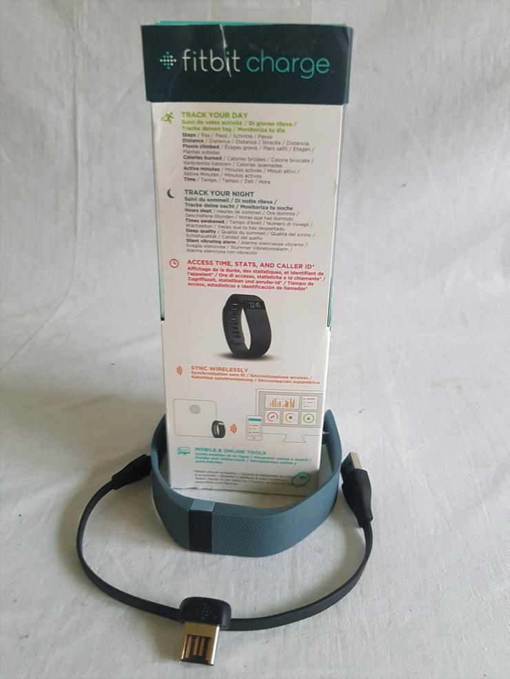 Bild 3: fitbit charge