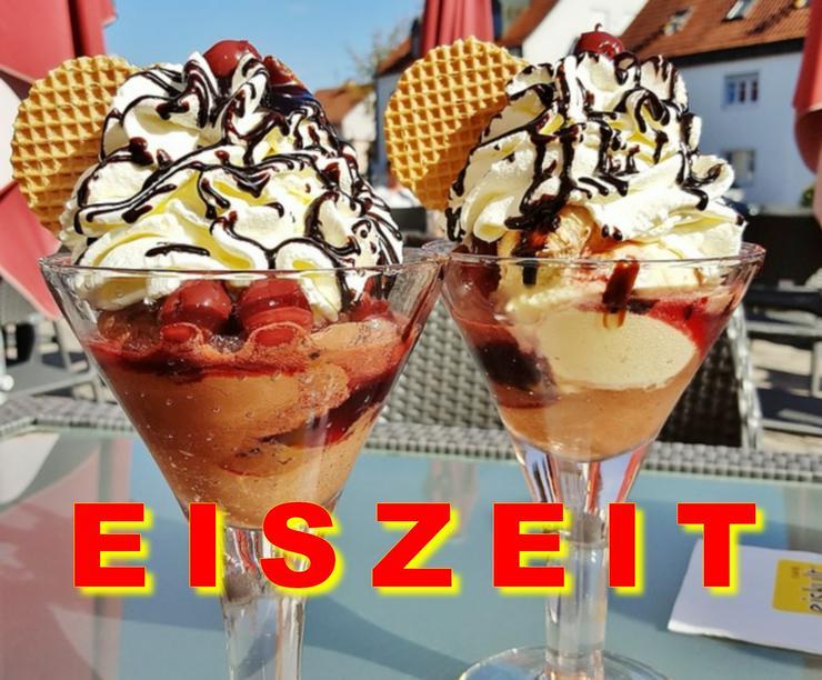 Bild 2: Eiszeit Eisbecher vom Eiswagen Wuppertal Gevelsberg Mettmann Hilden Velbert Umgebung 30 Kilometer
