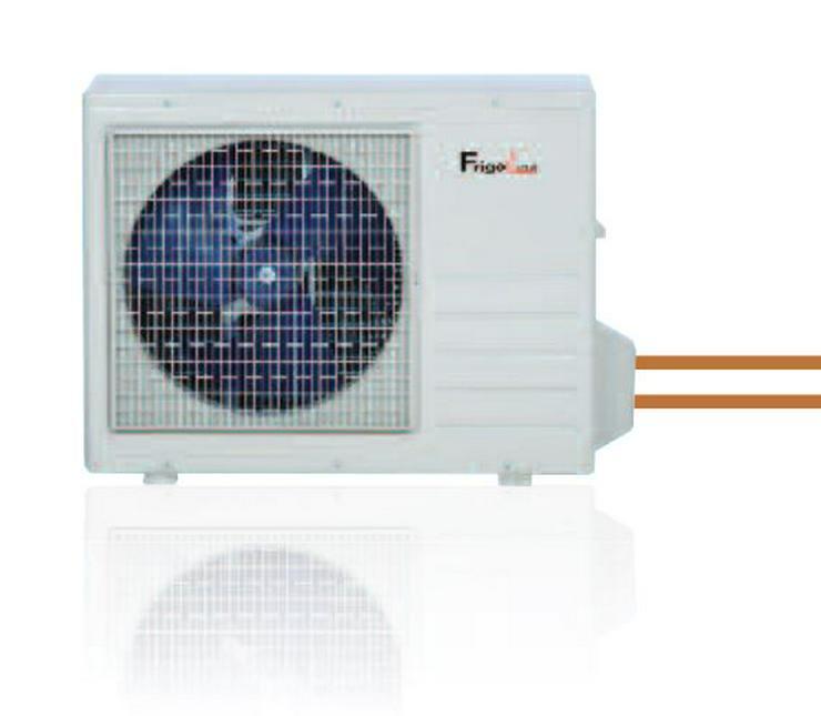 Klimagerät / Klimaanlage: Außen- & Inneneinheit, Multi-Split-Inverter