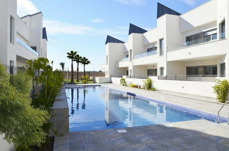 Neue Entwicklung von Mehrfamilienhäusern nur auf 300 Meter vom Meer entfernt