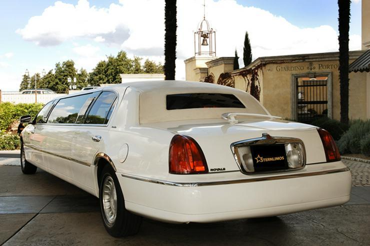 Bild 7: Stretchlimousine & Limousine & Hochzeitslimousine.