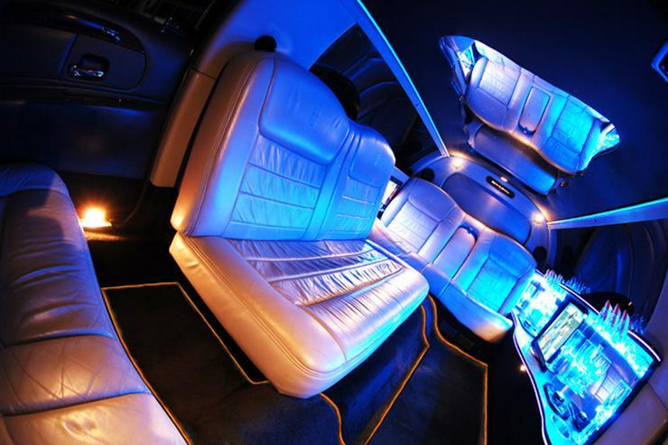 Bild 6: Stretchlimousine & Limousine & Hochzeitslimousine.