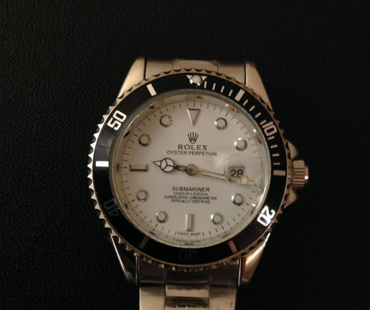 Bild 2: Herren Uhr