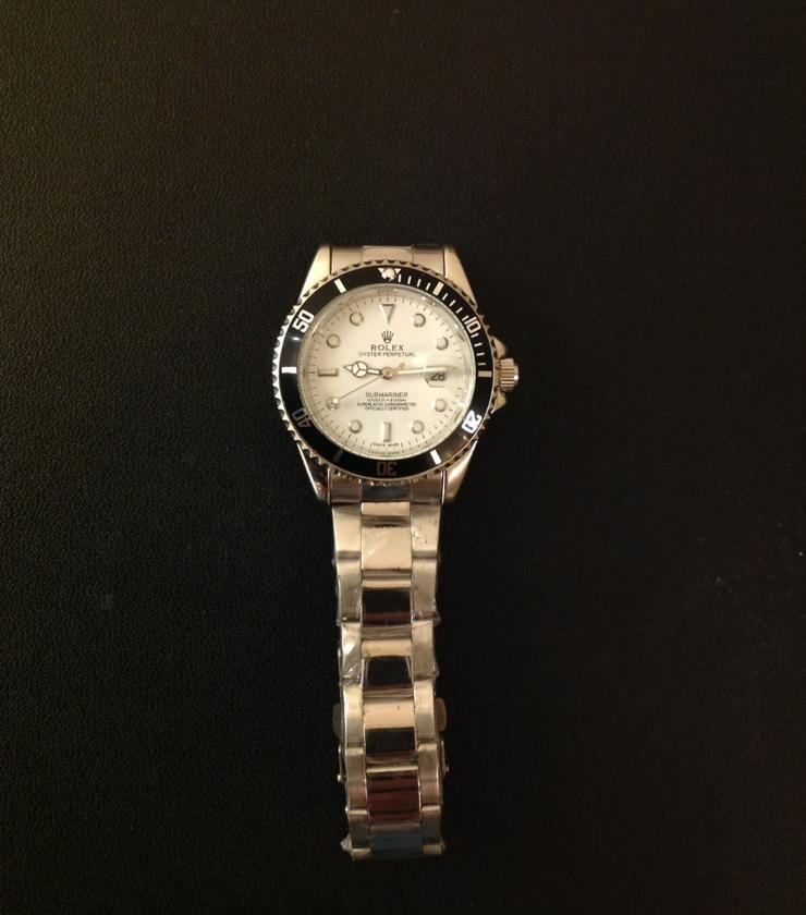 Herren Uhr - Herren Armbanduhren - Bild 1