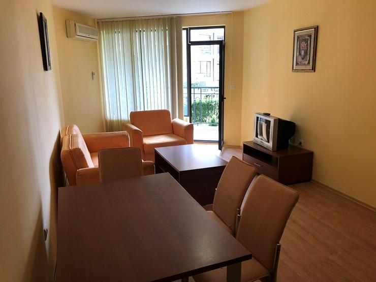 Bild 7: Möbliertes Wohnung mit 1 Schlafzimmer im Aparthotel Sea Grace in Sonnenstrand