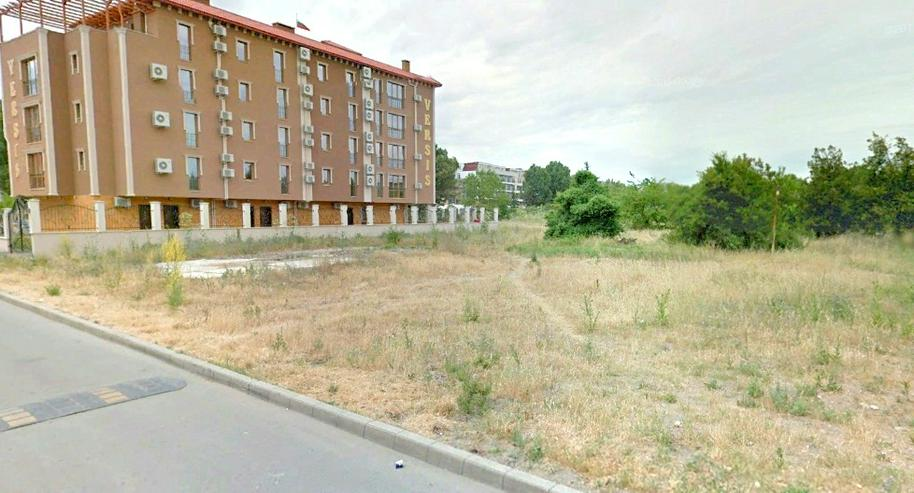 Regulierter Standort für Projektentwicklung in Sonnenstrand (Bulgarien)