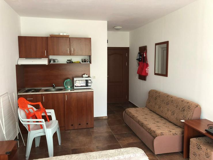 Bild 10: Möbliertes Studio im neuen Wohnkomplex Abelia