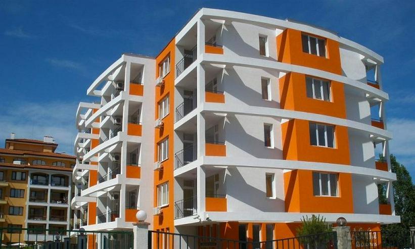 Bild 4: Möbliertes Studio im neuen Wohnkomplex Abelia