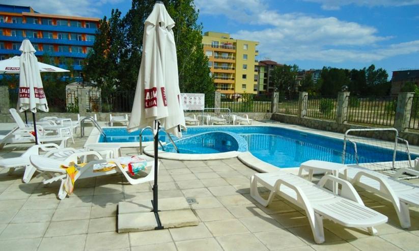 Möbliertes Studio im neuen Wohnkomplex Abelia  - Ferienwohnung Bulgarien - Bild 6