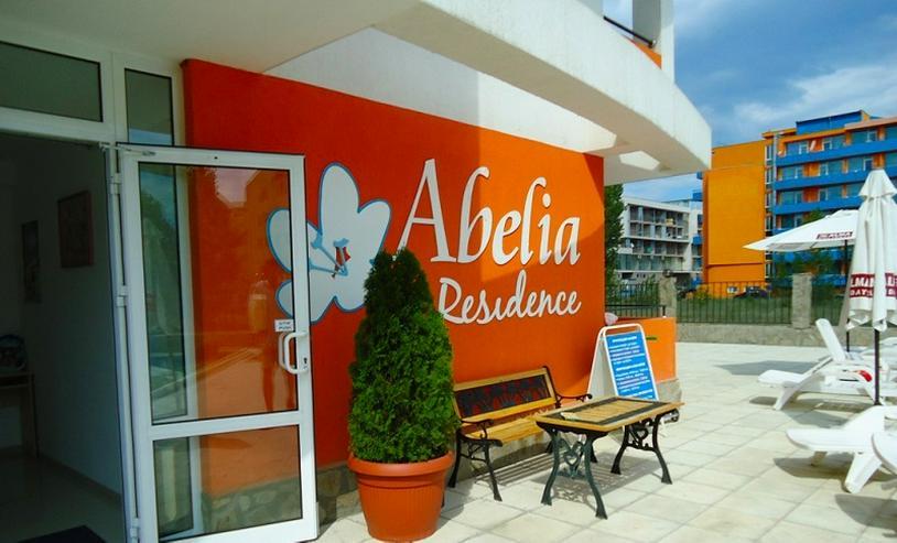 Bild 5: Möbliertes Studio im neuen Wohnkomplex Abelia