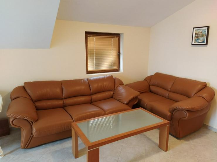 Bild 3: Eine möblierte Wohnung mit Meerblick in Aheloy