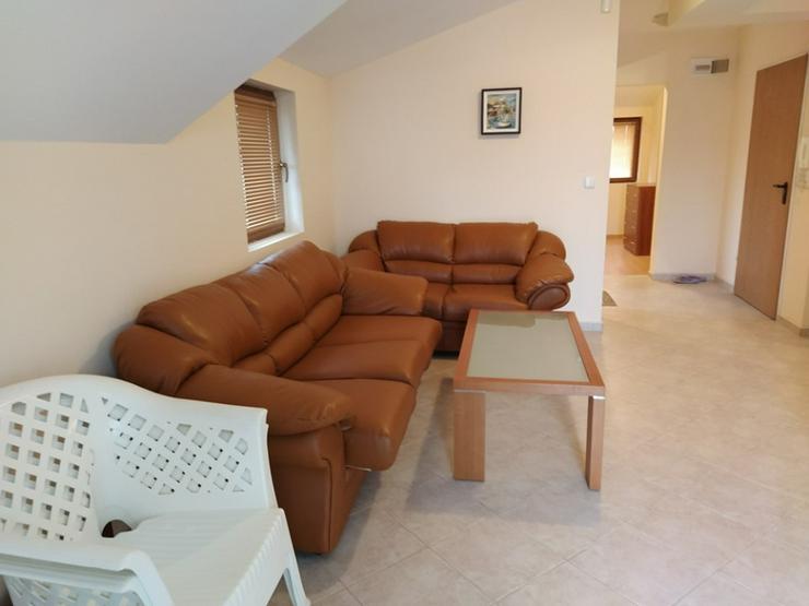 Bild 2: Eine möblierte Wohnung mit Meerblick in Aheloy