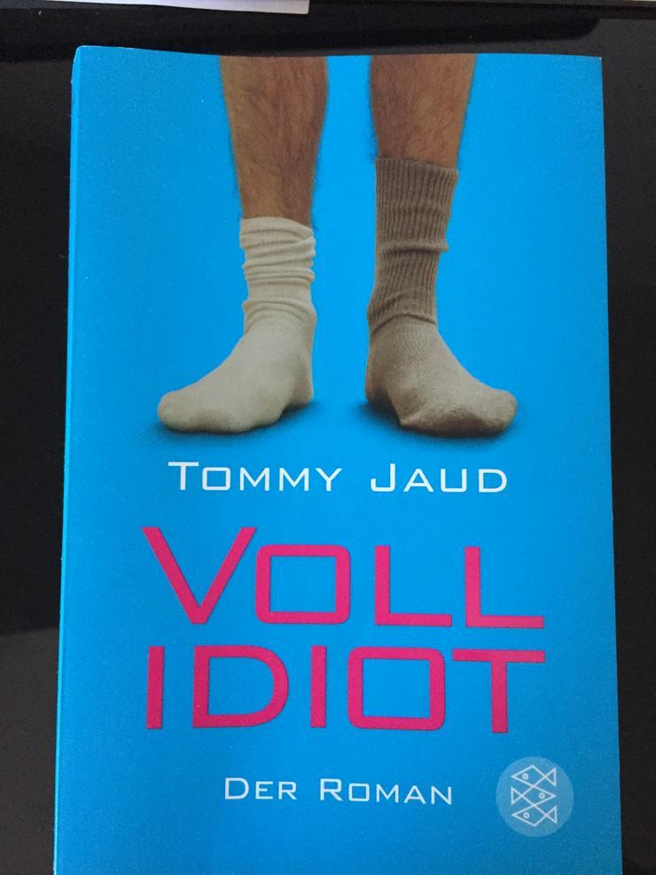 Buch Vollidiot