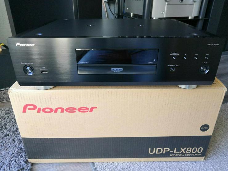 Pioneer Udp-Lx 800 UHD/SACD Blu-ray Player