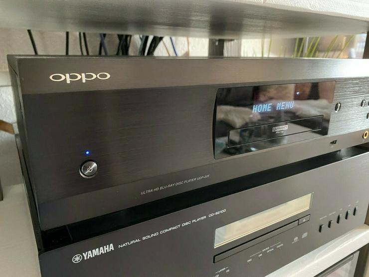 OPPO UDP-205 4K Ultra HD Blu-ray Disc Player
