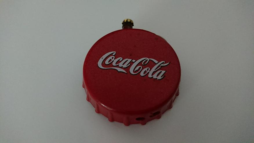 Coca Cola Feuerzeug und Öffner