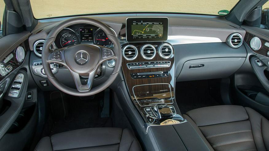Bild 5: Mercedes Benz GLC 250d Automatic TOP ZUSTAND