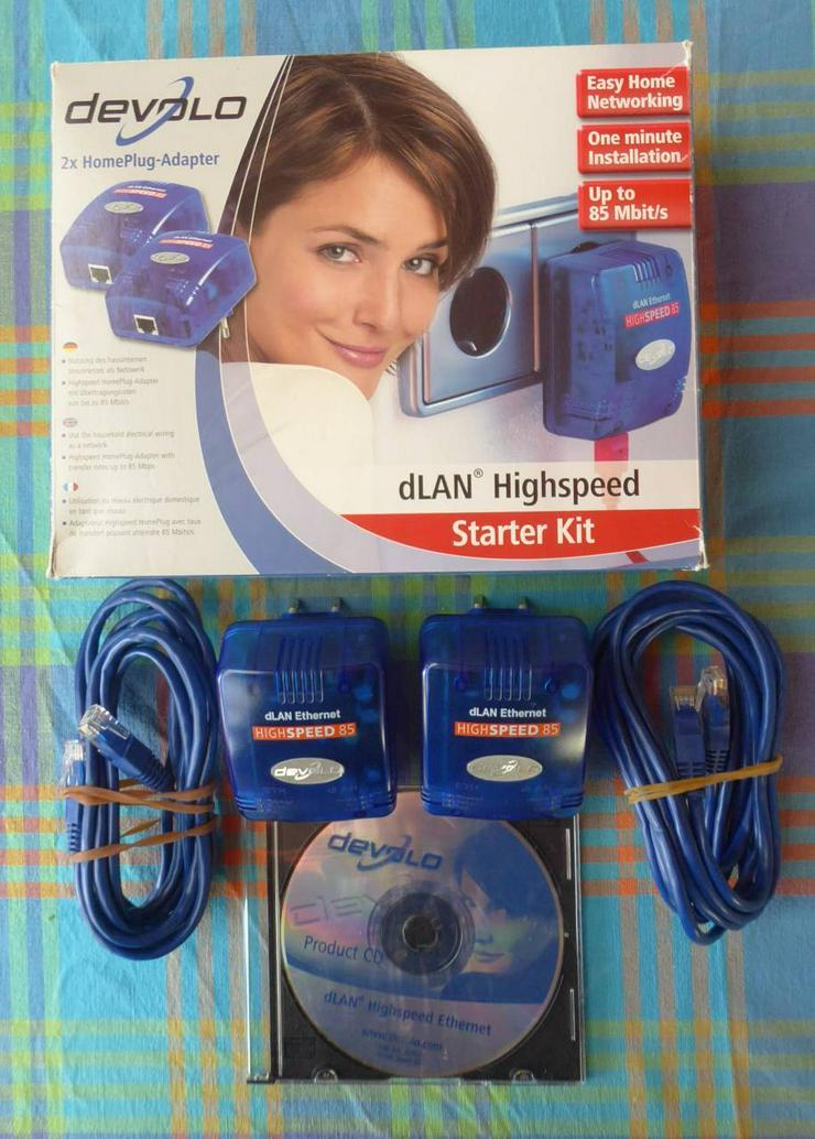 Devolo dlan Highspeed 85 Starter Kit