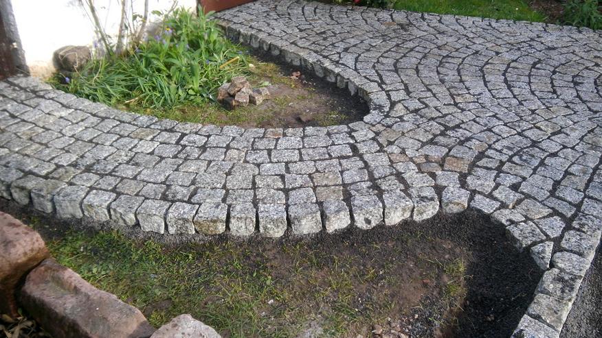 Gartengestaltung Pflasterverlegung Außenanlage