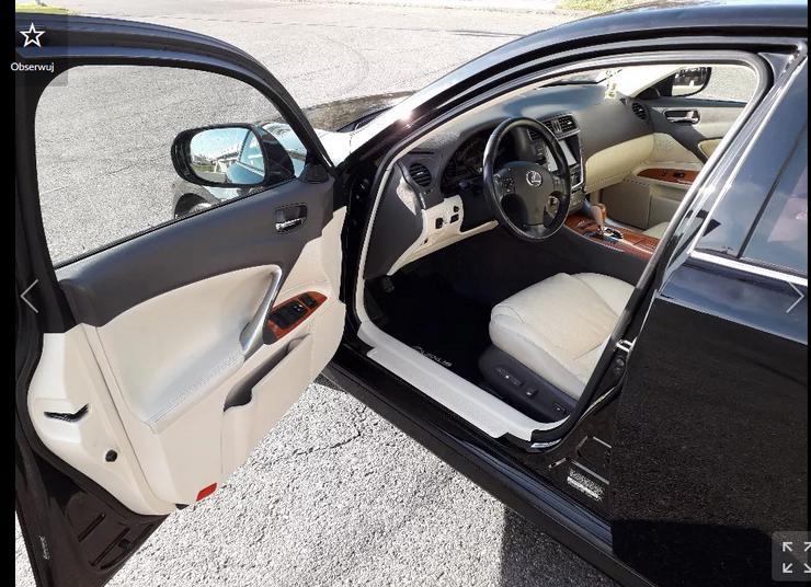 Bild 3: IS 350 gepflegtes und einzigartiges Auto