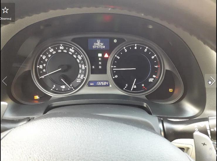 Bild 5: IS 350 gepflegtes und einzigartiges Auto