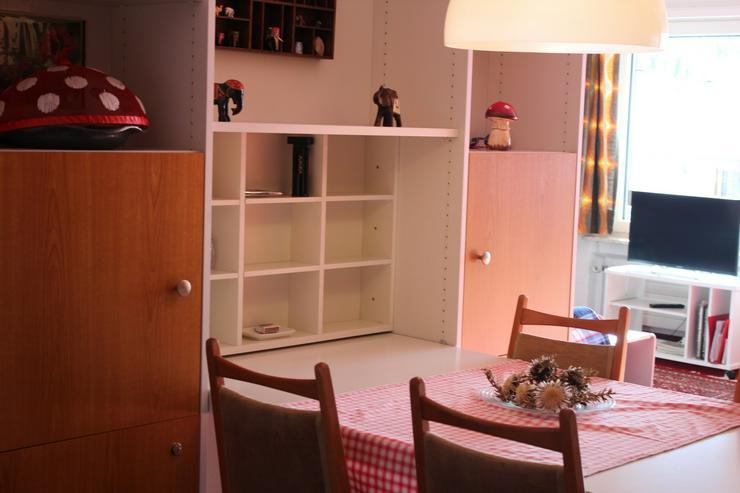 Bild 2: Appartementhaus SALUTE, 2.5-Zimmerwohnung mit Südbalkon