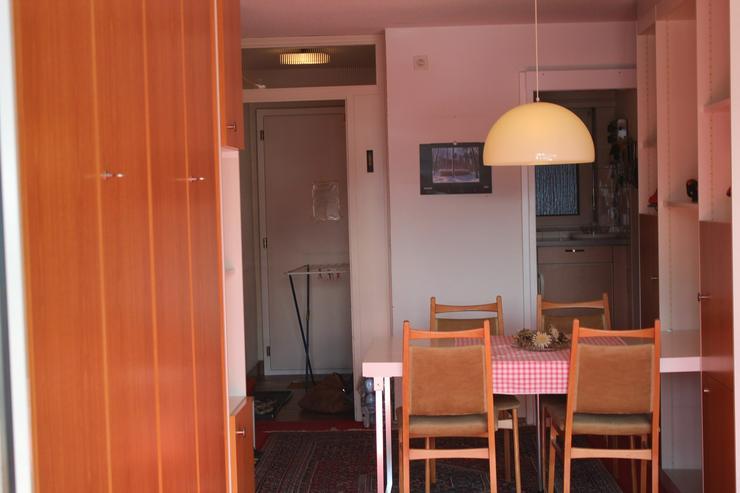 Appartementhaus SALUTE, 2.5-Zimmerwohnung mit Südbalkon