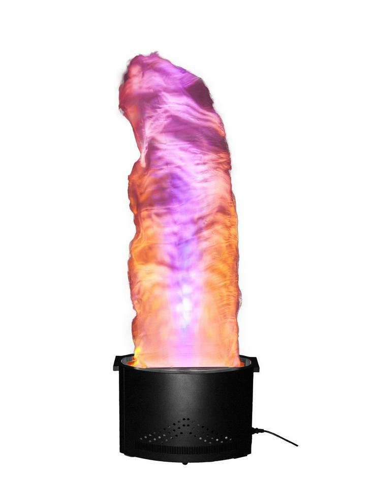 Verleih Flammeneffekt I Feuereffekt I Feuerlicht Farbwechsel 1,5m I Party