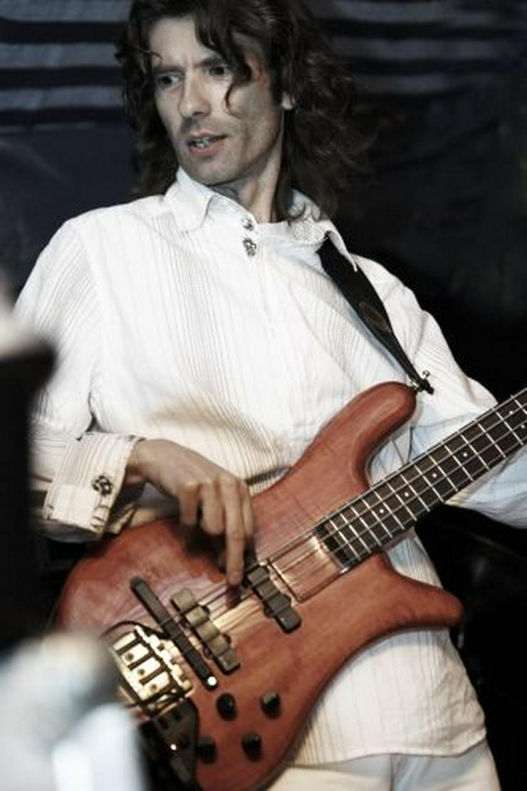 Online Bassgitarre lernen