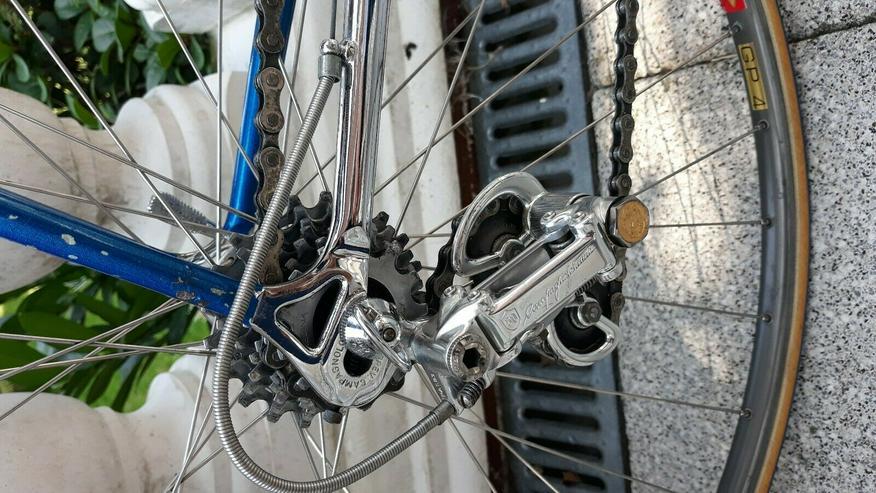 Bild 3: Eddy Merckx Campagnolo 50th Ausstattung