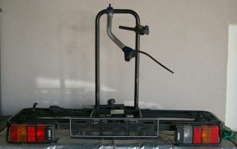Thule-Fahrradträger für Anhängerkupplung
