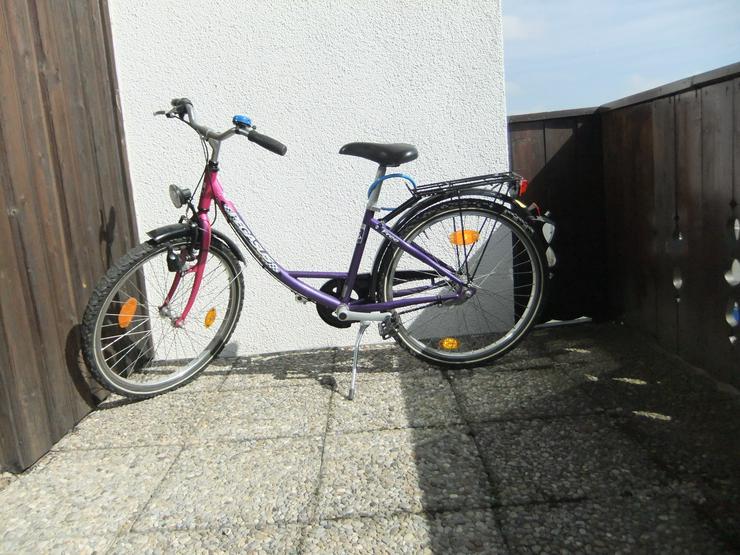 24 Zoll Pegasus Fahrrad für Jugendliche (Mädchen)