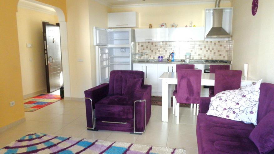 Koffer packen und einziehen. Türkei, Alanya, möbl. 2 Zi. Wohnung,Top Haus, 342