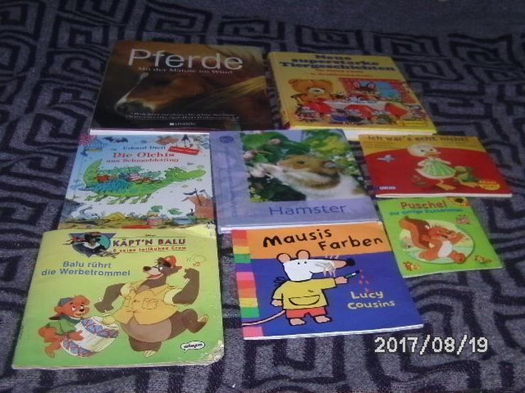 Bild 14: Kinderbücher wie neu siehe fotos