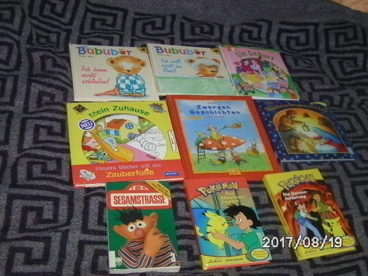 Bild 2: Kinderbücher wie neu siehe fotos