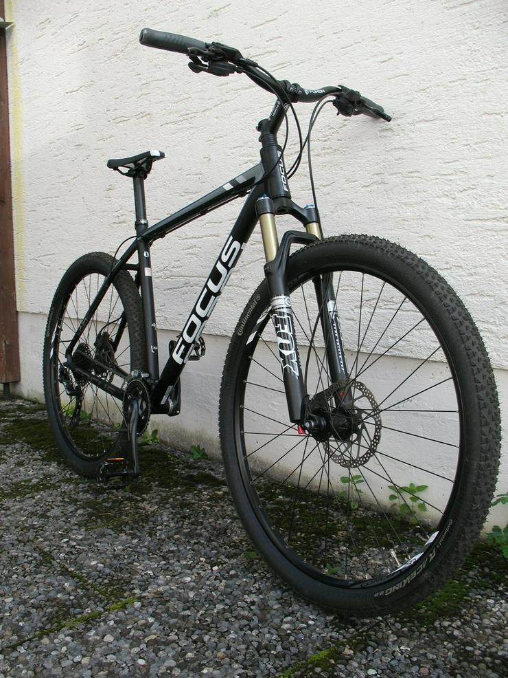 Bild 2: MTB Focus Black Forest