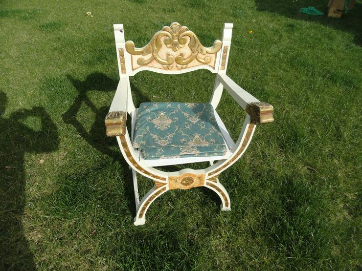 Alter Sessel - Stühle, Bänke & Sitzmöbel - Bild 1