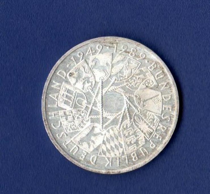 10 DM  BRD 1989  gute qualität - Deutsche Mark - Bild 1