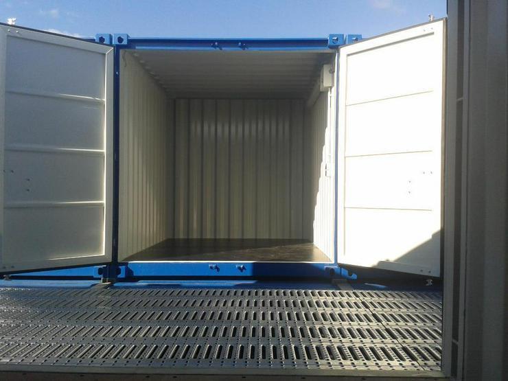 Lagerpark Dachau Lager - Garage - Container - Selfstorage - Archiv- Lagerfläche - Kleinlager - Dachau - München - Karlsfeld Licht+Strom