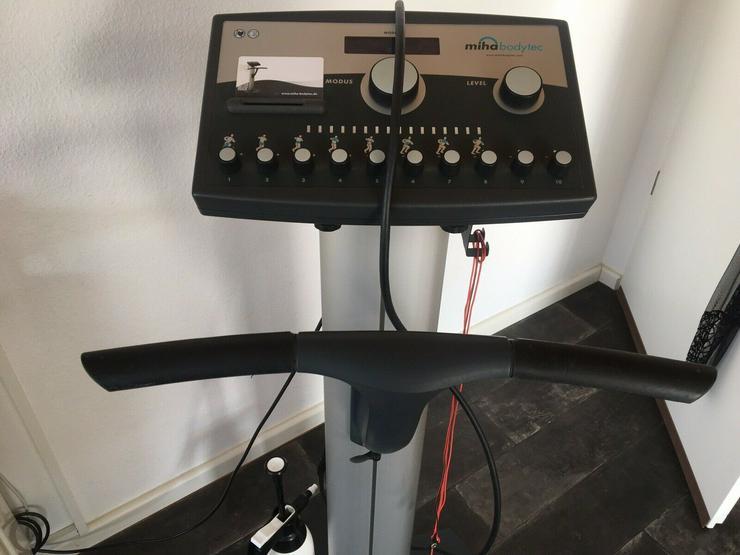 MihaBodytec 1. Generation EMS-Trainingsgerät - Crosstrainer - Bild 1