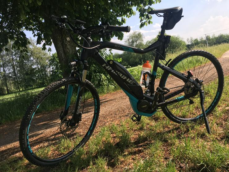 Haibike SDURO Cross 5.0 - Elektro Fahrräder (E-Bikes) - Bild 1