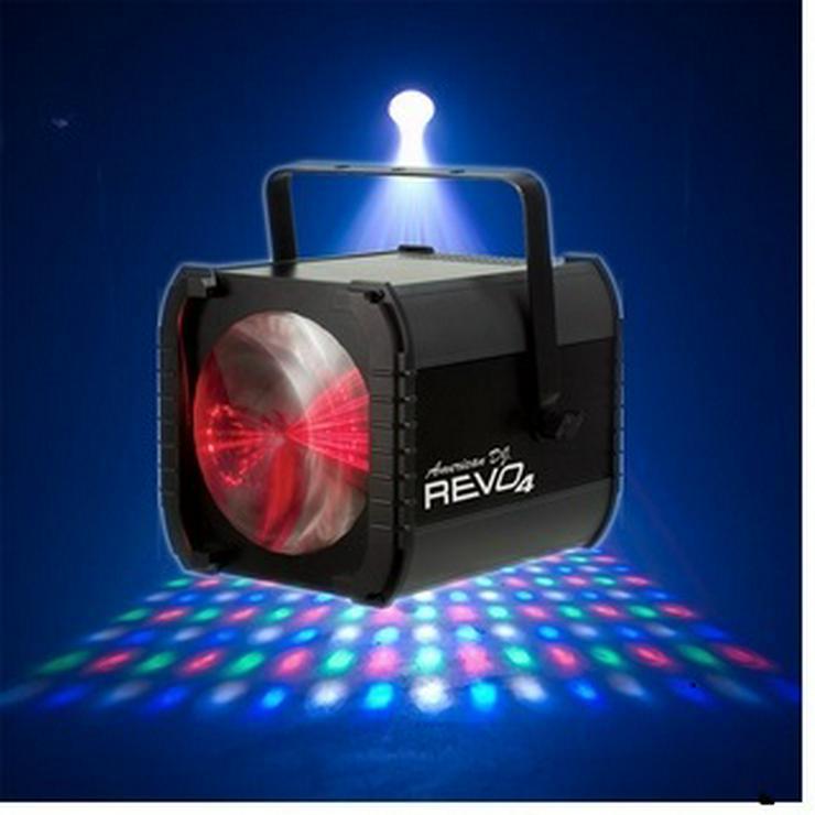 Verleih American DJ REVO4 Lichteffekt I Partylicht I Disco Licht