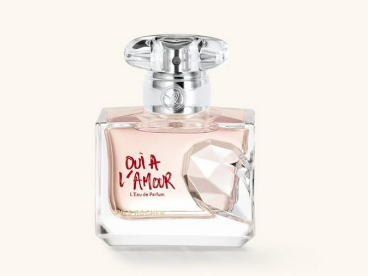 Yves Rocher - Oui à l'Amour - Eau de Parfum 50ml   UVP = 54,80 € - Parfums - Bild 1